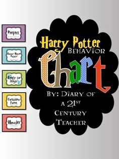 Diary of a 21st Century Teacher: Harry Potter Classroom Decor
