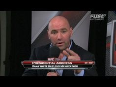 Dana White calls Floyd Mayweather out as a racist and a dummy #jeremylin #linsanity