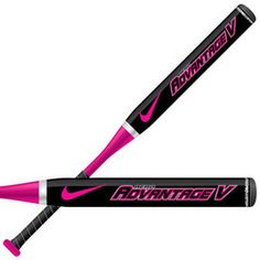 nikes shorts for softball fastpitch bats black and gold | Nike Aero Advantage V Fastpitch Softball Bat (Pink,33-Inches)