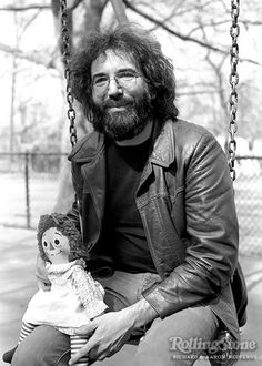 "Jerry Garcia: ""I think it's too bad that everybody's decided to turn on drugs, I don't think drugs are the problem. Crime is the problem. Cops are the problem. Money's the problem. But drugs are just drugs."" ~ ♪"