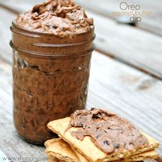 Oreo Peanut Butter Dip | 27 Easy Dessert Dips That Anyone Can Make