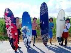 和乃風屋ボードでワンセッション One session with Wanokazeya board.  #沖繩 #サーフボード #サーフィン #クラッシュ #onnason #和 #ロングボード #ファンボード #ショートボード #okinawa #surfing #longboard #funboard #shortboard #design #instagood #instalike #早朝サーフォン #波乗リ #楽シイ #japanese