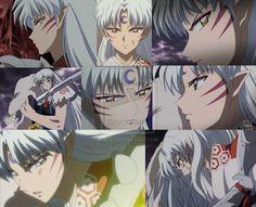 Sesshomaru + Awesome = *faints* by AmayaChi on DeviantArt Hot Anime Boy, Anime Guys, Manga Anime, Tenten Naruto, Inuyasha Love, Inuyasha And Sesshomaru, Netflix Anime, Japanese Film, Manga Drawing