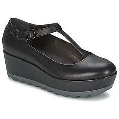 LAIKA Schwarz: Von der Marke #Camper entworfen und in der Farbe schwarz, die in dieser Saison voll im Trend liegt. Bis zu 35 % Rabatt. Camper#Schuhe, #Schuhedamen, #Sandalen