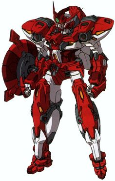 GSF-YAM02 Guardshell is a transformable mobile armor, it is featured in the manga series Mobile Suit Gundam SEED C.E. 73 Δ ASTRAY. The unit is piloted by Nahe Herschel.