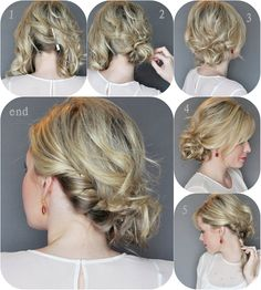 5 Inspired Updo Braided Hair styles 2014 with Remy Human Hair Extensions