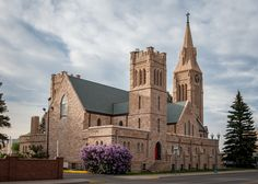 Wyoming | St. Mathew's Episcopal Cathedral in Laramie, WY - From your Trinity Stores crew.