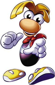"""Rayman. Been playing Origins. I was obsessed with the version that was out for Sega Genesis timeline? Cripes i think it was a genesis. I need one of those """"I'm a mega nerd"""" boards."""