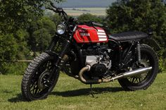 BMW R100rt Brat Style by hb-custom Nr.7 #bratstyle #motos #motorcycles | Vintgarage