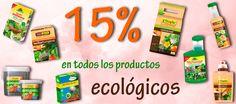 Todos los producto ecológicos al 15% de descuento.  Clic: https://jardineriakuka.com/762-abonos-ecologicos  Clic: https://jardineriakuka.com/682-linea-biologica  #productosecológicos #productos #insecticidasecológicos