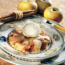Tarte sans pâte Créez un contraste chaud froid en déposant une boule de glace vanille sur la tarte encore tiède, à déguster aussitôt. 4pp