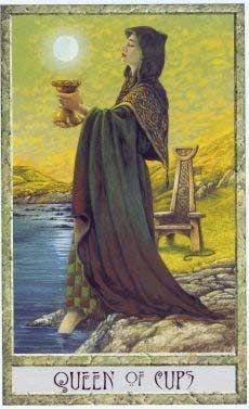druidcraft tarot queen of cups - Pesquisa Google
