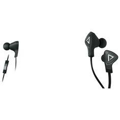 Monster DNA In-Ear Sound-Isolating Headphones - Black