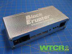 ASICMiner / RockMiner Block Erupter Ethernet Controller Rev. 1.0 Bitcoin SHA256