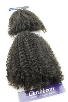 - Description - Qualities - How to Style - About the Brand - Shipping and Returns Give your hair a break with this protective style that looks like your own type 4A hair! The Isis Caribbean Two In One