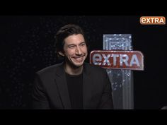 'Star Wars: The Force Awakens': Adam Driver on Playing Kylo Ren - Full Interview - YouTube