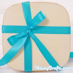 Turquoise Green Ribbon, Satin, Double Faced, 1/2″ (12mm)
