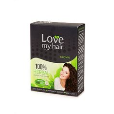 Love My Hair Brown Permanent Hair Colour is a gentle, non-toxic dye made from only organically grown plant extracts. It not only gives a rich rich and covers all greys, but also nourishes your hair and scalp. Absolutely chemical free!