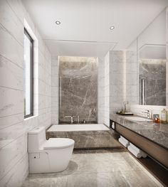Washroom Design, Bathroom Design Luxury, Modern Bathroom Decor, Baths Interior, Home Interior, Interior Design Kitchen, Large Bathrooms, Small Bathroom, Small Loft Apartments