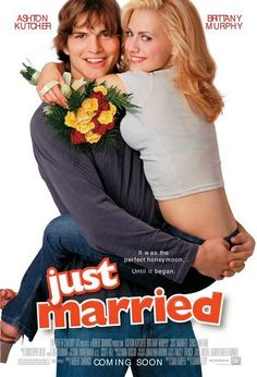 Watch Just Married 2003 Movie Wicked Wendy Scene. The comedy movie stars Ashton Kutcher, Brittany Murphy, and Christian Kane. Just Married Movie, Just Married 2003, Romantic Comedy Movies, Romance Movies, Film Comedy Romance, Love Movie, Movie Tv, Happy End, Bon Film