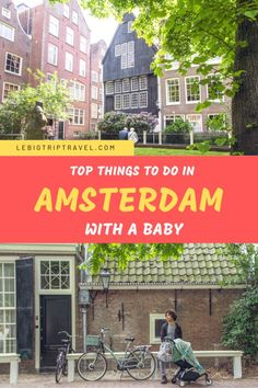 We share our tips on where to go, what to do, as well as our favourite spots to visit in Amsterdam so that you can have a wonderful time as a family. Amsterdam Things To Do In, Visit Amsterdam, Amsterdam City, Travel Advice, Travel Tips, Travel Destinations, Travel Couple, Family Travel, Anne Frank House
