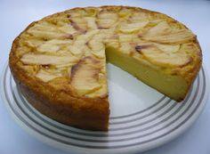 La Cocina de Mery a Dieta: TARTA DE MANZANA / 2 PROPOINTS POR PORCION