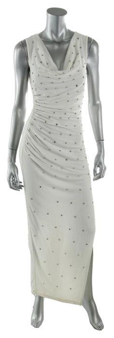 White Catherine Malandrino Maxi Dress. Free shipping and guaranteed authenticity on White Catherine Malandrino Maxi Dress at Tradesy. CATHERINE MALANDRINO 4091 NEW Womens White Embelli...
