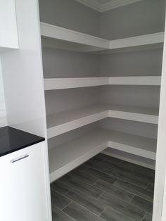 Pantry Space Storage