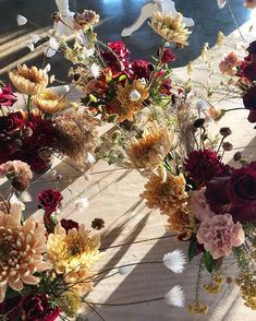 Pretty little dancing fairy gardens for the kindest bride and her loving groom this past weekend. Creating for you has been such a joy… Wedding Flower Inspiration, Wedding Flowers, Christmas Wreaths, Christmas Tree, Fairy Gardens, Pretty Little, Dancing, Meditation, Groom