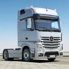 Mercedes-Benz #Actros #mbhess #mbtrucks