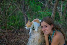 Leti  y Simba
