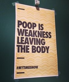 The new Nike slogan? | 25 Bathroom Signs That'll Make You Pee Yourself (I laughed way to hard)