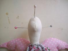 Nataly De Biase: Passo a Passo boneca Tilda