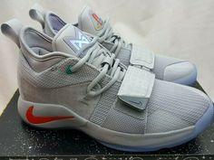 e17ef382140 Nike PG 2.5 PlayStation GS Paul George Wolf Grey Shoes BQ9677-001 Size 6Y   Nike  BasketballShoes