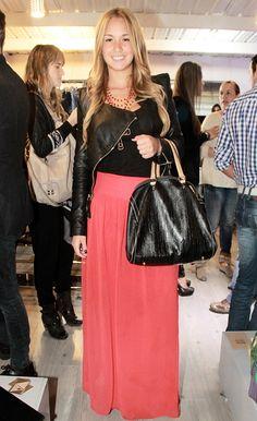 Faldas de ensueño, En la calle: moda urbana - Fucsia.co - Últimas Noticias