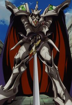 Escaflowne, Guymelef, Anime, Mecha