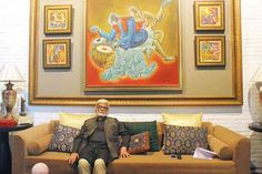 Shri Satish Gujral   zingyhomes.com