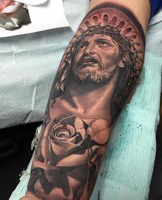 Christian Tattoo 122