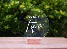 Modern Round Table Numbers Circle Acrylic Wedding Numbers Table Decor Table Signage Wedding Table Decoration Perspex Wedding Signs is part of Modern decor Table - foxandhart Note Due to the handlettered nature of the products, each sign may vary slightly Wedding Table Decorations, Wedding Table Settings, Wedding Table Numbers, Wedding Centerpieces, Wedding Table Signs, Round Table Wedding, Unique Table Numbers, Simple Table Decorations, Centerpiece Flowers