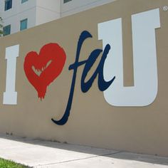 thought it was cute.. FAU!