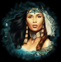Image detail for -Kızılderili Güzel Kadın Resimleri, Native American Woman Pictures