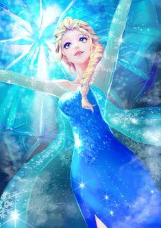 /Elsa the Snow Queen/#1688838 - Zerochan | Disney's Frozen | Walt Disney Animation Studios