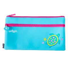 Summer Lovin 330 Pencil Case from Smiggle - turtle i have that pencil case its awesome