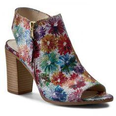 Sandály | www.eObuv.cz Heeled Mules, Peeps, Tommy Hilfiger, Peep Toe, Model, Bags, Shoes, Flower, Fashion