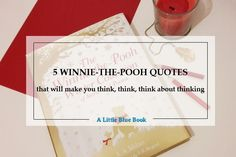 5 Winnie-the-Pooh quotes that will make you think, think, think about thinking