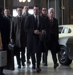 What Jaguar Had to Say About Its Portrayal on 'Mad Men'