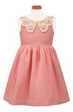 Sorbet Chiffon Sleeveless Dress (Toddler Girls & Little Girls) available at #Nordstrom