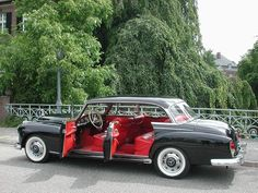 Mercedes 300d - 1958 and newer