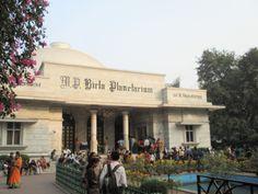 Planetário em Kolkata