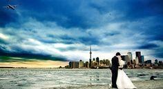 Toronto wedding example during the winter. #weddingphotographer #creativephotos #weddingsession #bestphotographer #weddingphotographer #Torontophotographer #brideandgroom #weddingphotoideas #lakeontario #winterwedding